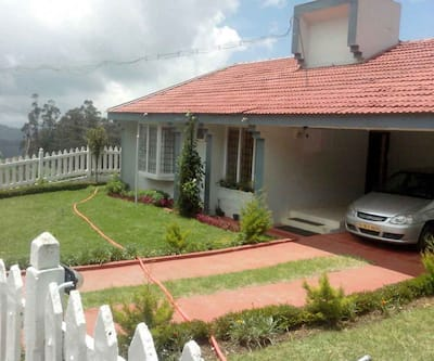 Rose Cottage,Ooty